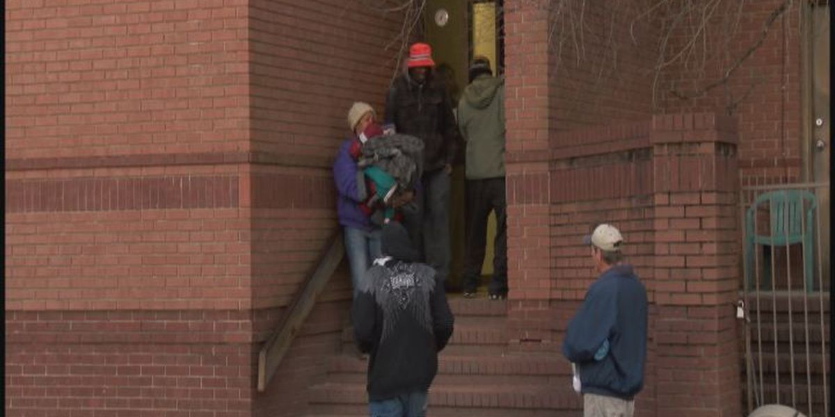Albany shelter packed due to cold weather