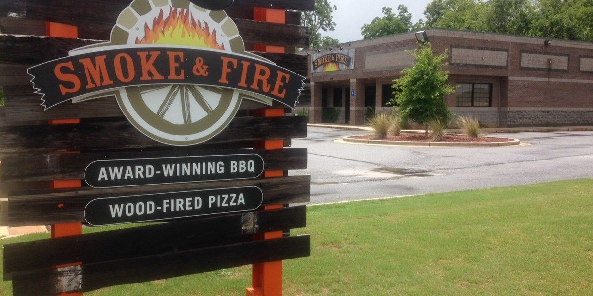 Smoke and Fire closes it's doors