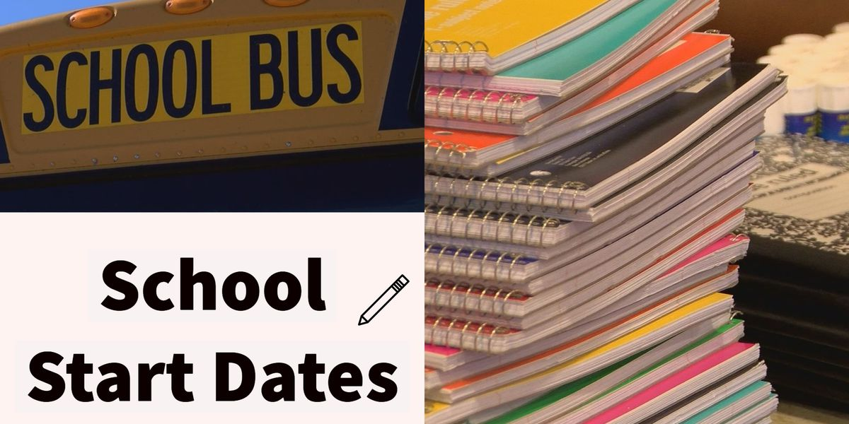 List: SWGA school start dates