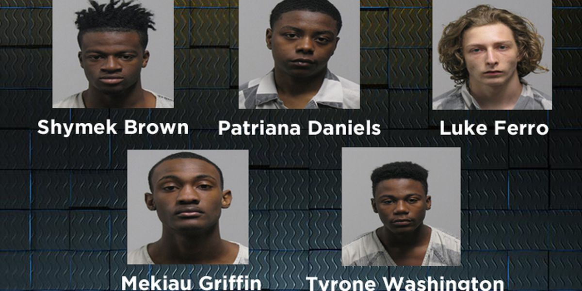 9 arrested, 29 charges filed in Tift Co. entering auto investigations