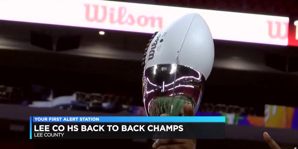 Lee County Brings Home the Trophy