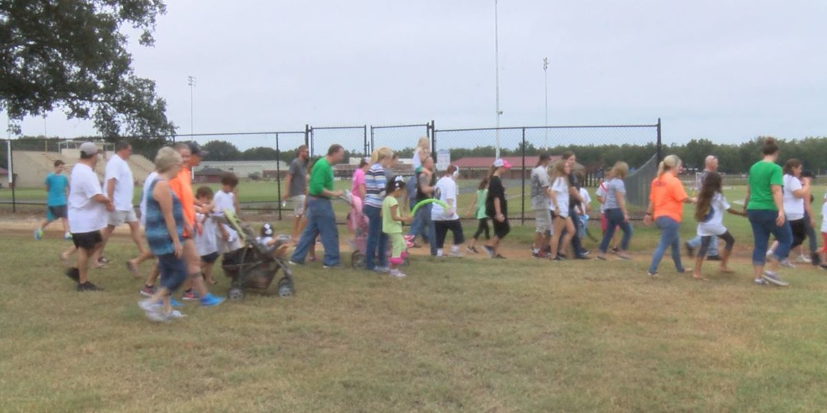 Buddy Walk raises support for down syndrome