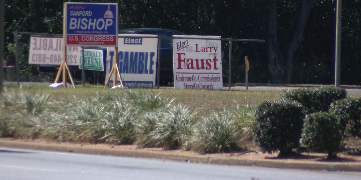 Residents vote for Terrell Co. commission chairman