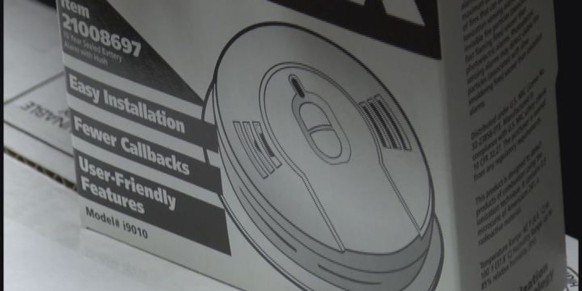 Fundraiser to distribute smoke detectors to families in need