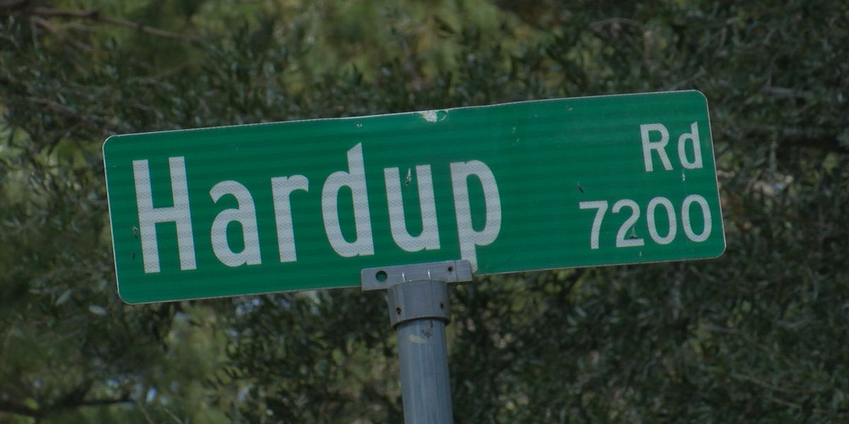 Deadly crash inspires neighbors' fight for a safer intersection at Hardup Rd.