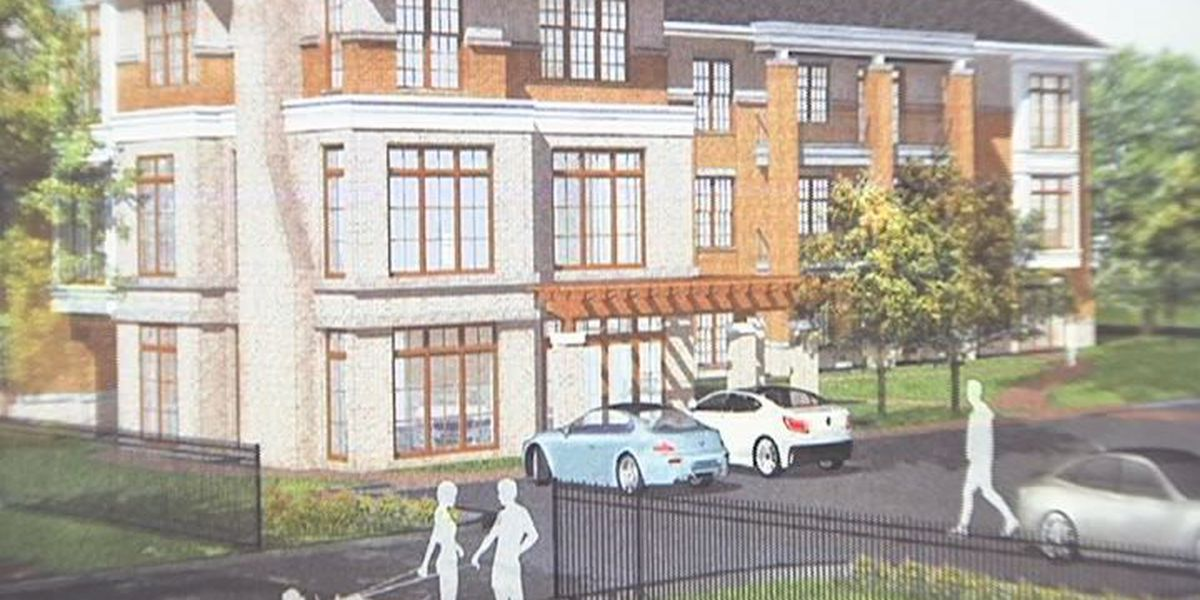 Resident housing for doctors in Albany