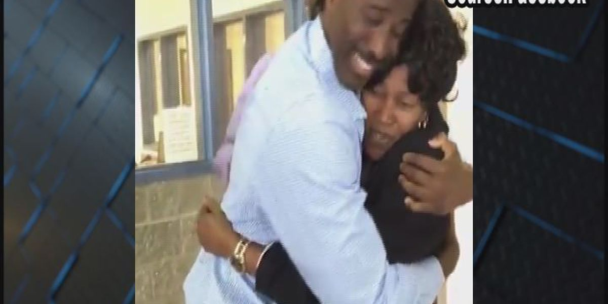 Jimmie Gardner is free from prison after overturned conviction