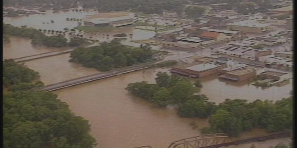 25 years later: WALB remembers the Flood of '94
