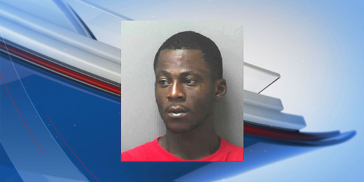 Man arrested following report of sexual assault in Thomasville