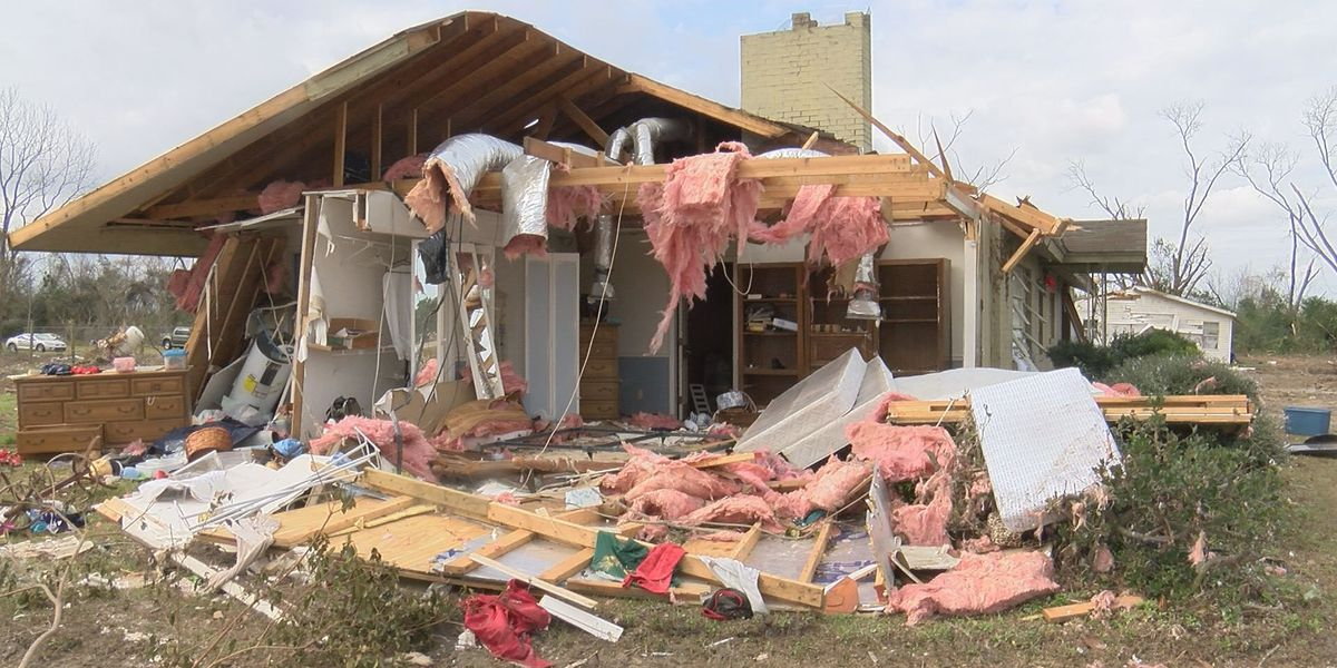 Weather alert saves Cook Co. family