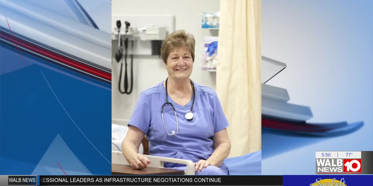 Good News: 78-year-old nursing aide student redefines college experience