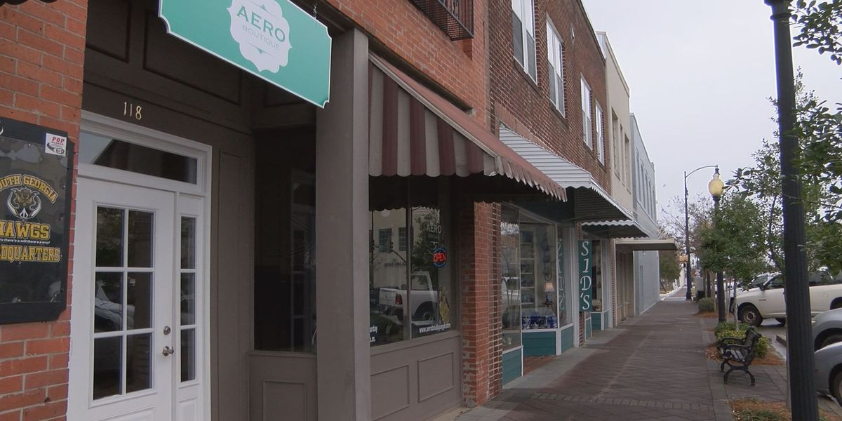 Moultrie leaders announce plans for future downtown growth