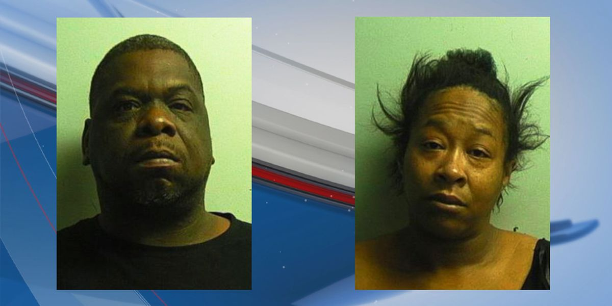 2 arrested after attempting to flee during traffic stop