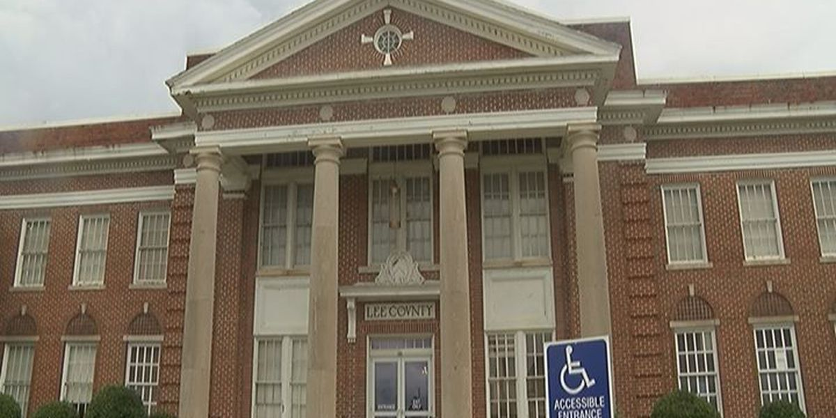 Lee County courthouse renovations cheaper than expected