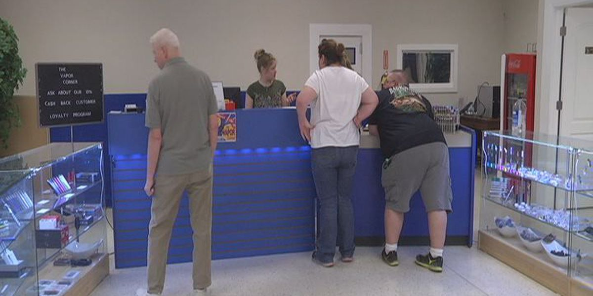 Store recovers from devastating fire