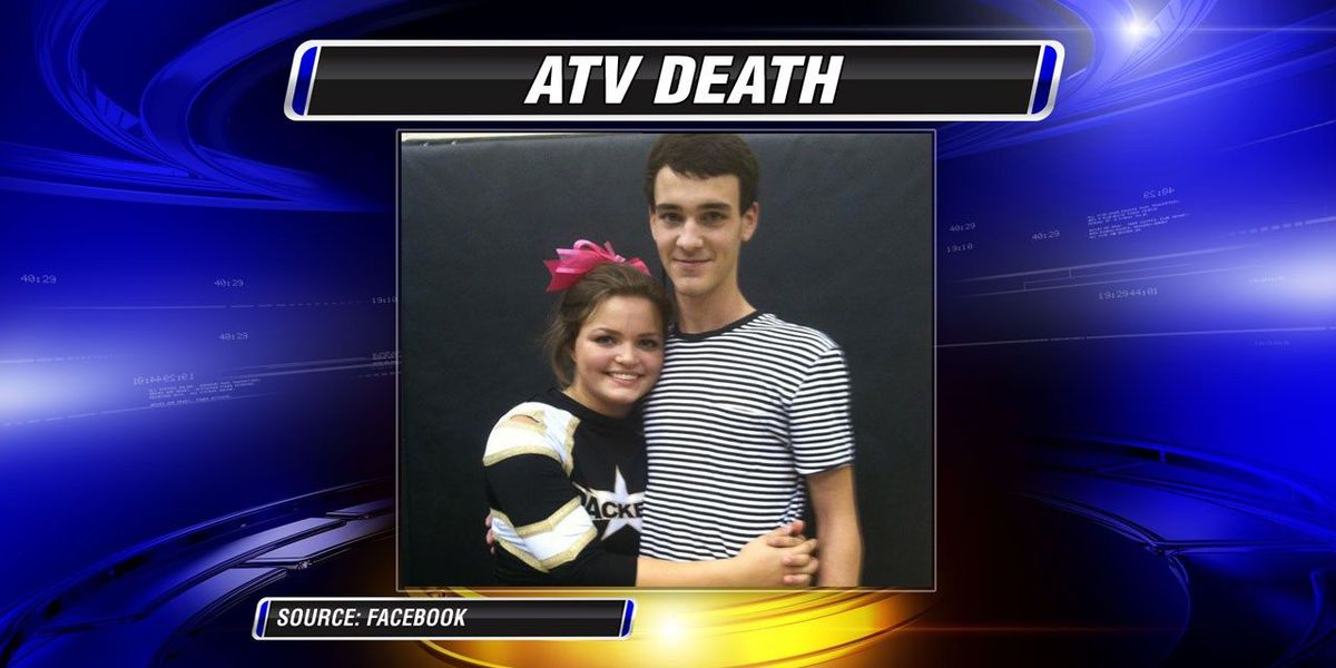 Teen charged with DUI, homicide in girlfriend's death after ATV crash