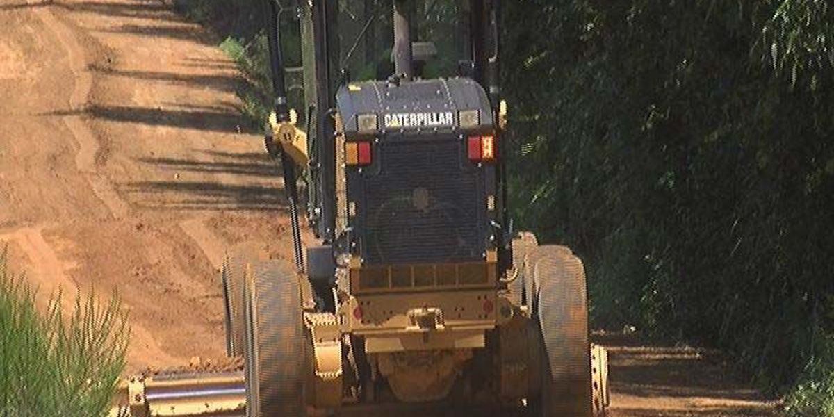 Crews continue to repair Turner Co. gas line