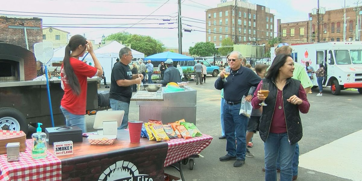 2 downtown Albany businesses partner for Pop Up Market