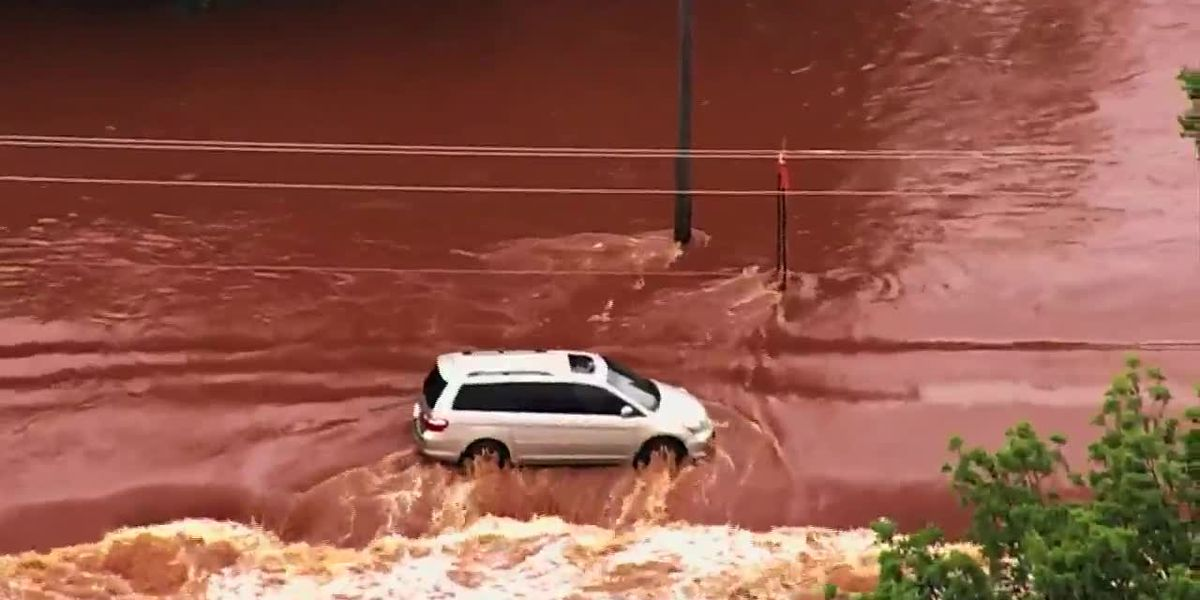 At least 3 dead in central US storms, with more rain to come