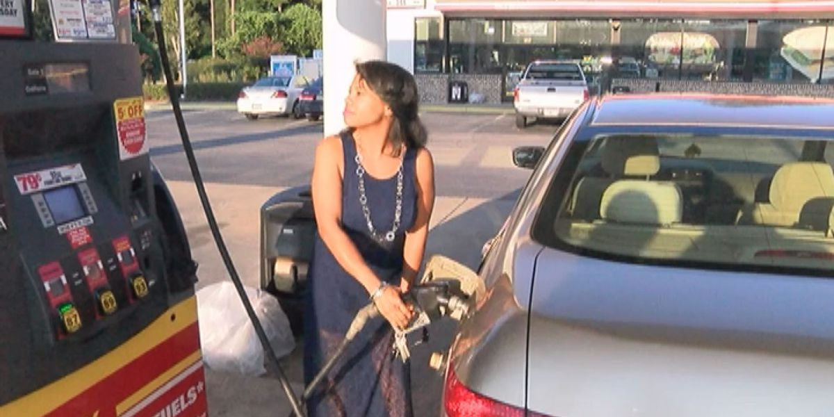 How gas prices affect Labor Day plans