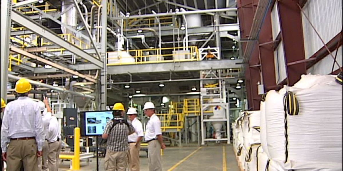 New plant will bring 35 jobs to Cook County