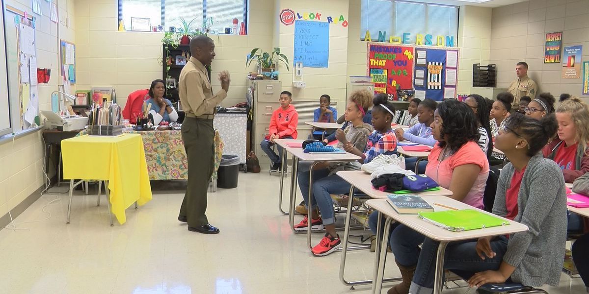 Albany middle school students learn from community employers