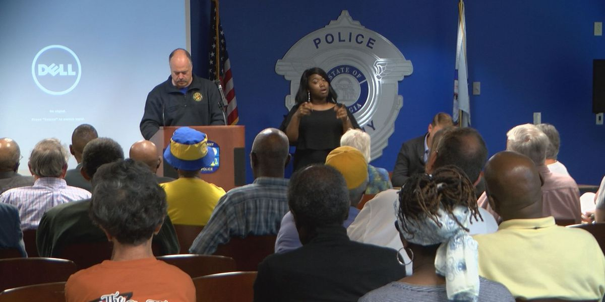 Town hall allows residents to ask FEMA questions