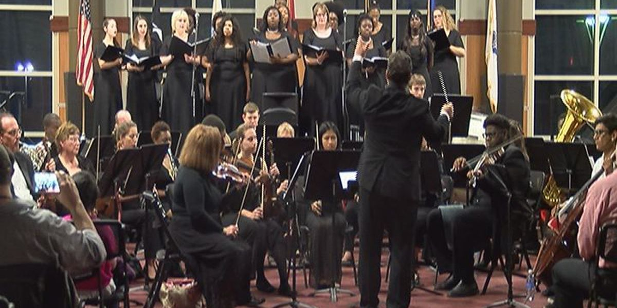Darton honors veterans with a concert