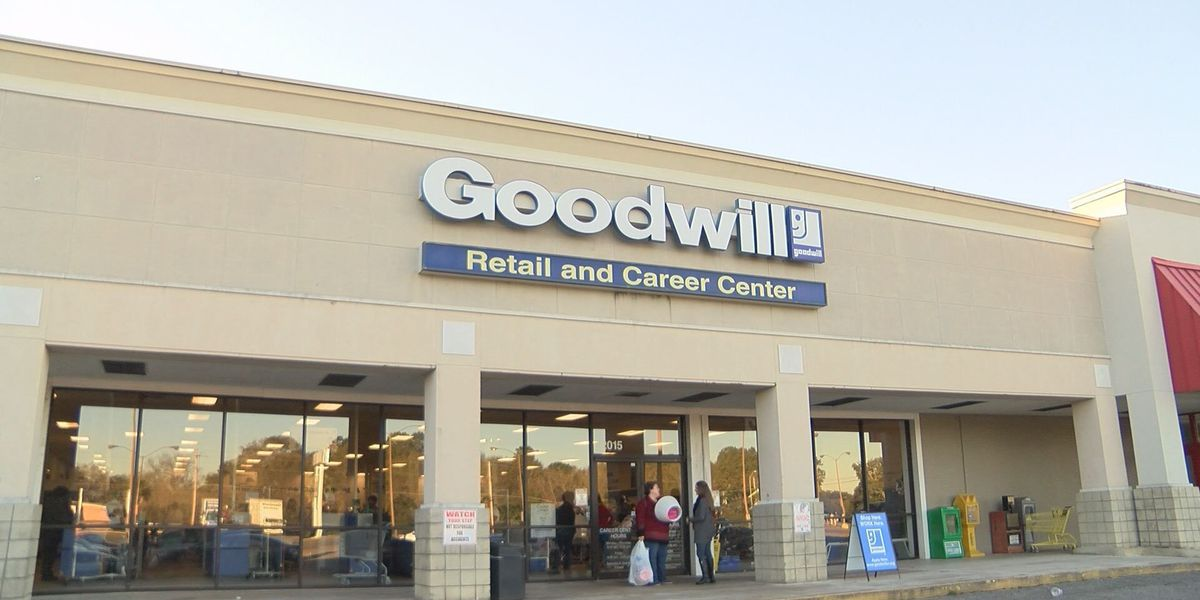 Goodwill sees spike in end-of-year donations