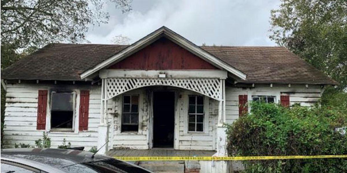 Ashburn house fire ruled arson