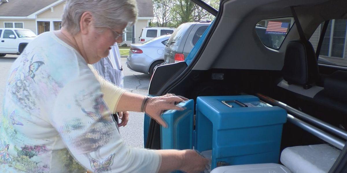 Community support vital for Meals on Wheels program