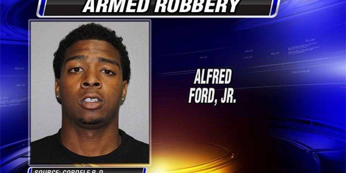 Cordele armed robber pleads guilty
