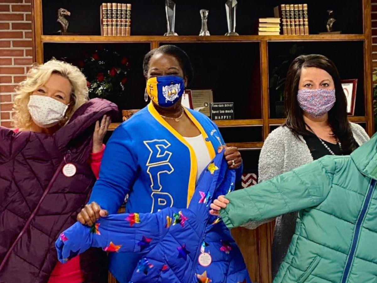 South Georgia organization strives to keep children warm this winter