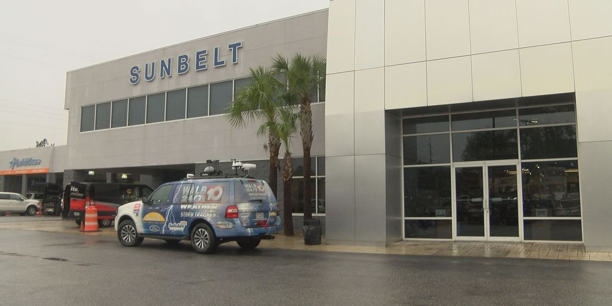 WALB and Sunbelt Ford of Albany partner together to 'Stuff the Truck'