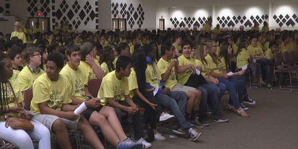 'Be Fit Be Cool' event teaches kids good eating habits