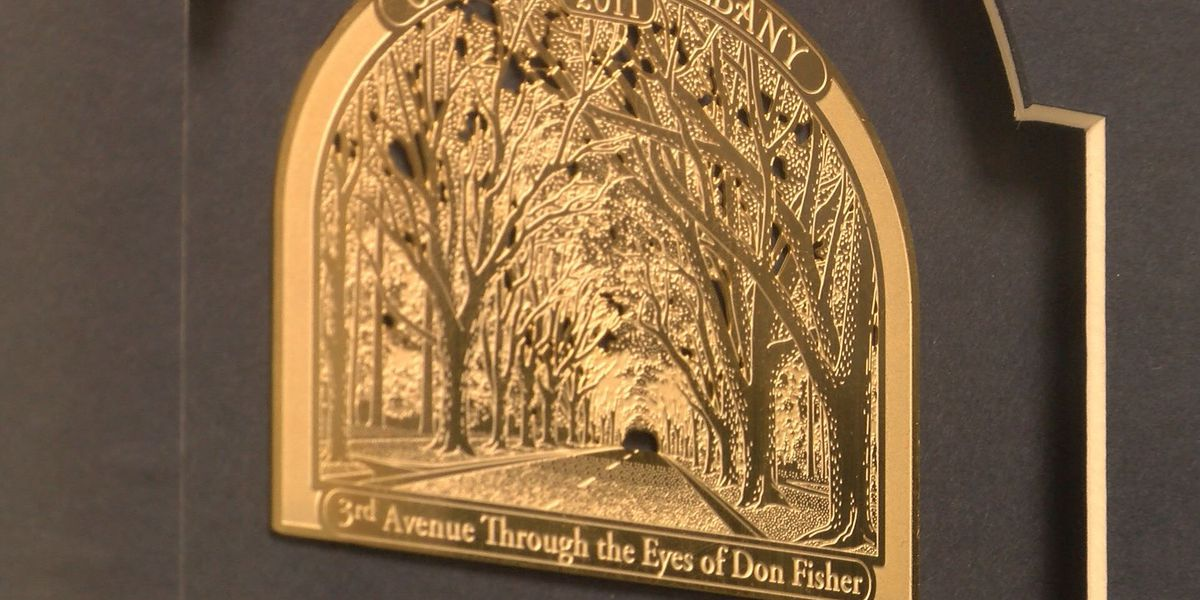 Tree canopy ornament revived