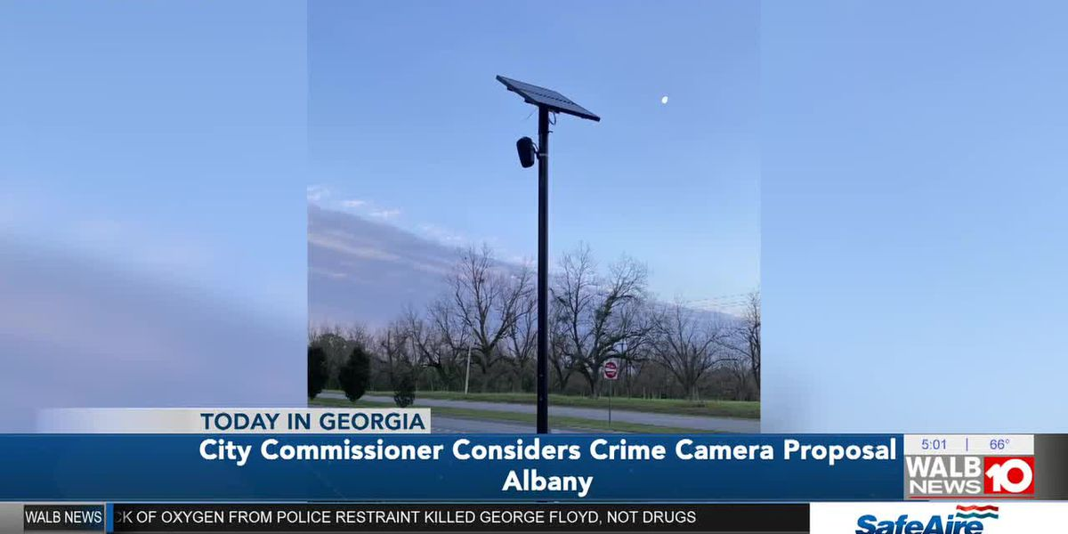 Albany talks putting surveillance cameras in crime hot spot areas