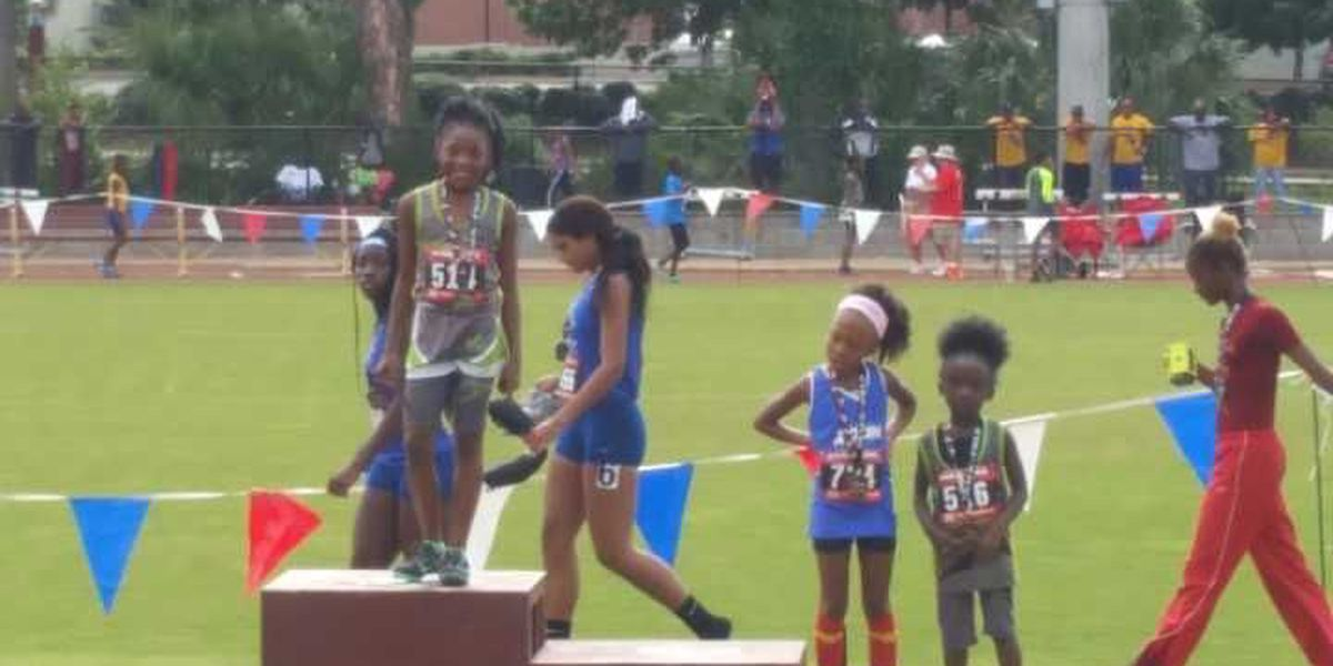 South Georgia athlete heads to Detroit for Junior Olympics
