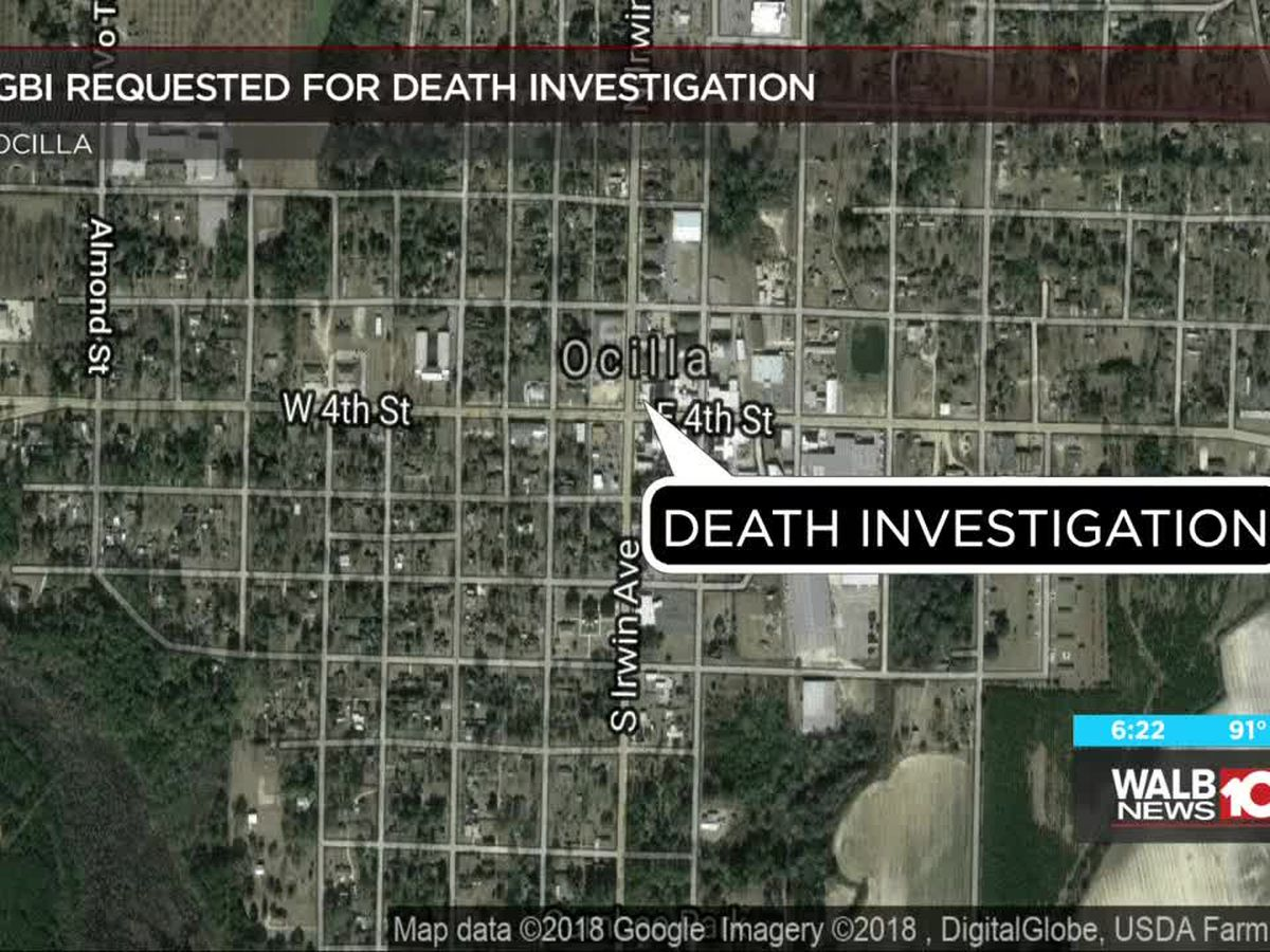 Victim identified in Ocilla death investigation