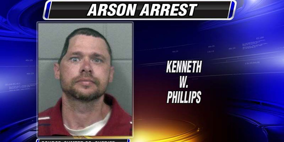 Man arrested for Americus arson