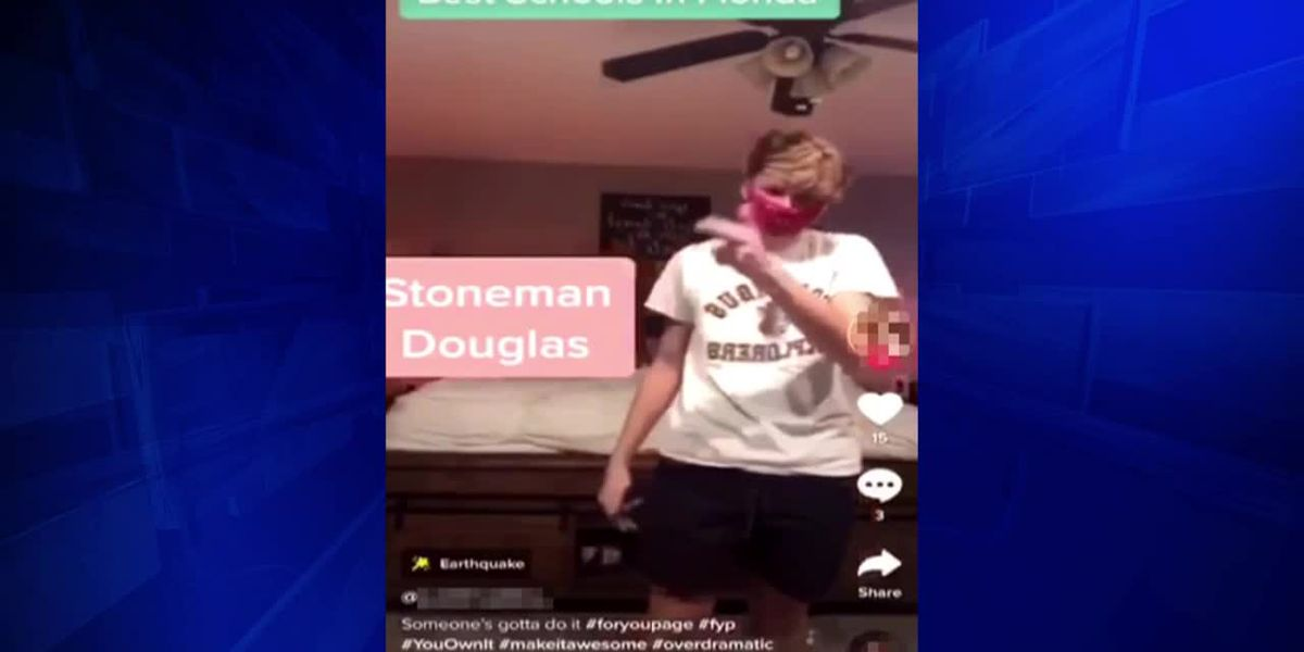 Florida teen charged in music video threats