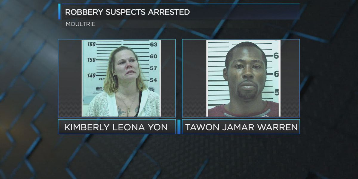 2 arrested after Moultrie nail salon robbery