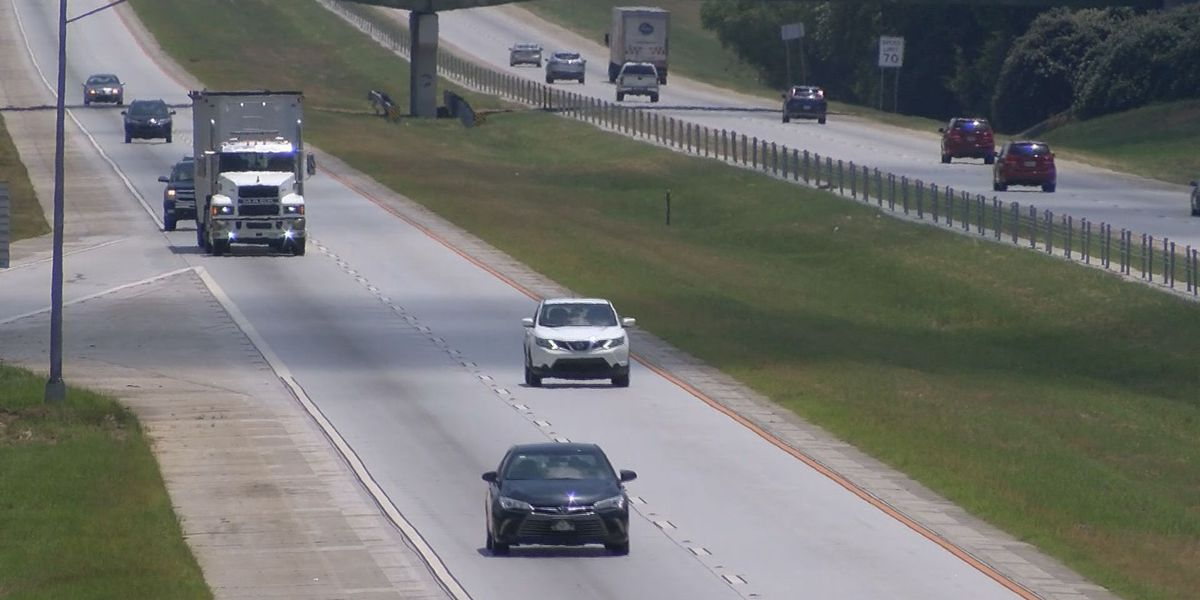 GSP monitoring I-16 as holiday weekend travel picks up