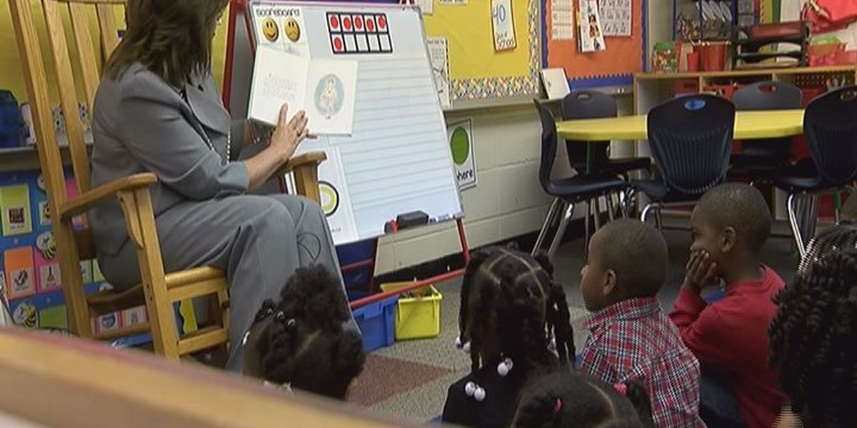 Pre-k week turning a new page on child literacy