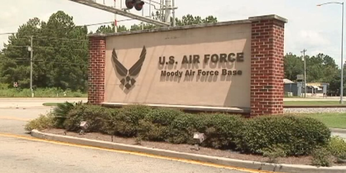 Woman found dead at Moody AFB