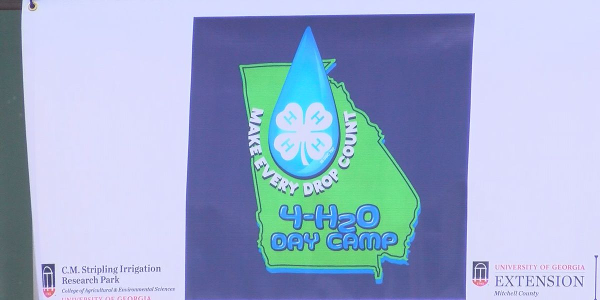 4-H2O day camp teaches importance of water