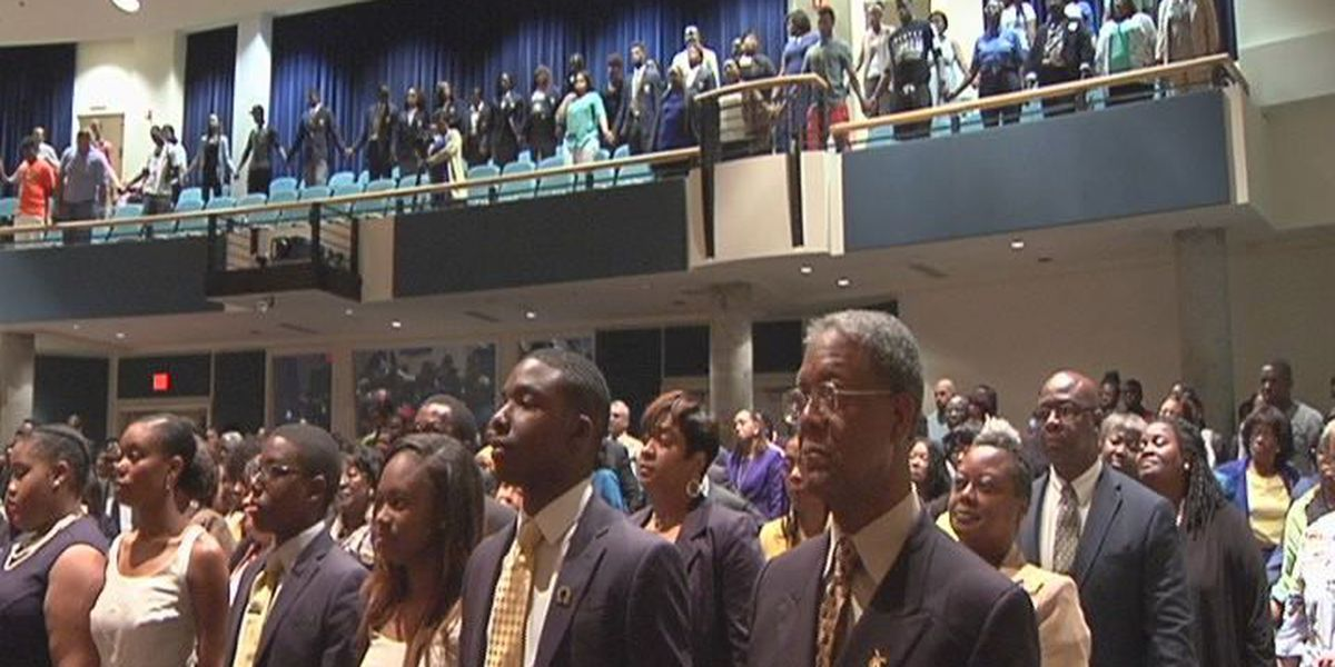 Albany State celebrates Founders Day