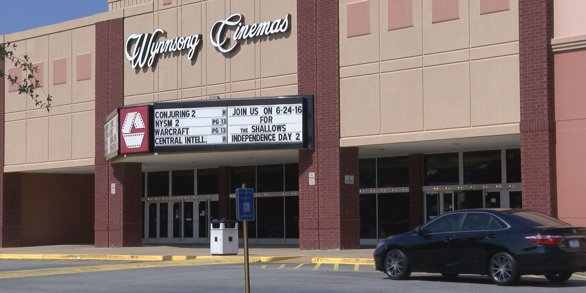 Police hunt theater robber