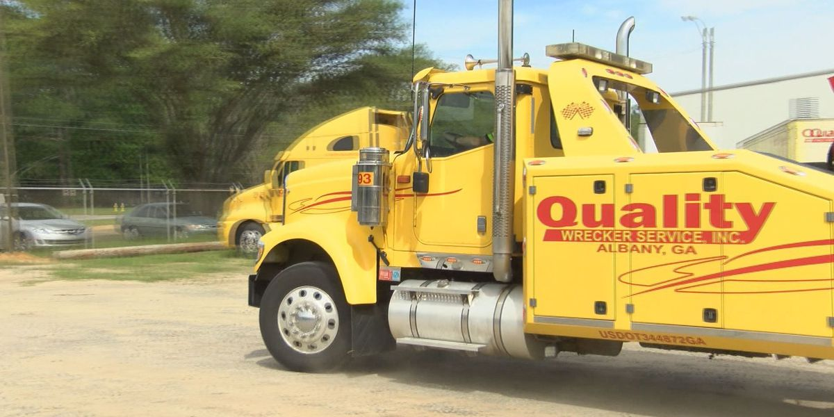 Applications closed for first round of Albany's new wrecker policy