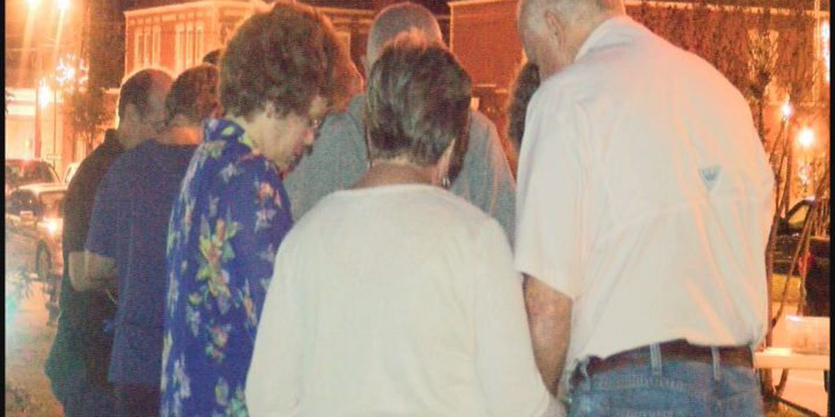 Ben Hill County residents kick off new year with prayer